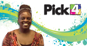 Latosha Duffie won 3,100 playing Pick 4