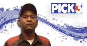 Thomas Pendleton won 1,000 playing Pick 3
