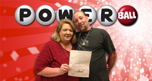 Candi Monnerjahn won 150,000 playing Powerball