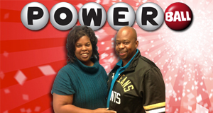 Cedrick Chism won 150,000 playing Powerball