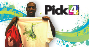 Derrick Francois's Pick 4 winner photo