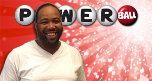 Gerald Snowton won 50,000 playing Powerball