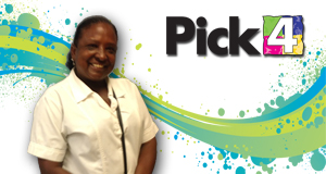 Resa Johnson won 2,700 playing Pick 4