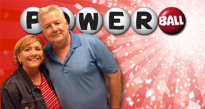 Richard Graves won 50,000 playing Powerball