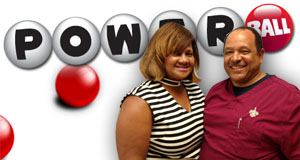 Richard Miller won 10,000 playing Powerball