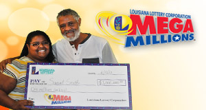 Samuel Smith won 1,000,000 playing Mega Millions