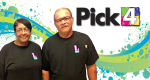 Stanley Borden won 7,600 playing Pick 4