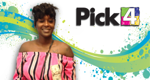 Tiffany Briscoe won 2,500 playing Pick 4