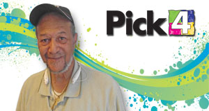 Charles Partlow's Pick 4 winner photo