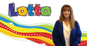 Claudia Pittman won 1,614 playing Lotto