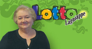 Goldena Lloyd's Lotto winner photo