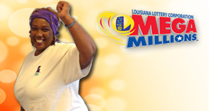 Sheila Shorter's Mega Millions winner photo