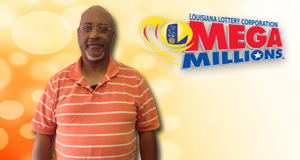 Jerry Hafford won 2,505 playing Mega Millions