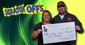 Penny Henry won 10,000 playing $1,000 Frenzy