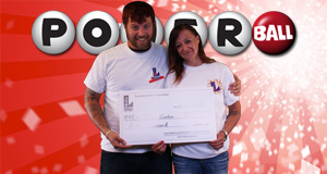 Trina Keeton won 50,000 playing Powerball