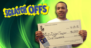 Dylan Taylor won 1,000 playing Monopoly $100,000!