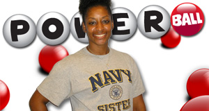 Nancy Proctor won 100,000 playing Powerball