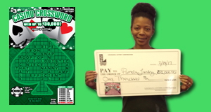 Pamela Landry's Casino Crossword winner photo