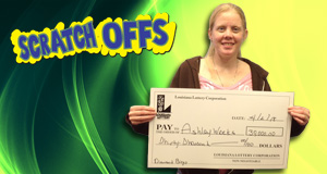 Ashley Weeks won 30,000 playing Diamond Bingo