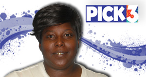 Tracy Winfield won 790 playing Pick 3