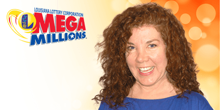 Deborah Stoddard won 5,000 playing Mega Millions