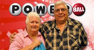 William Hodges won 10,000 playing Powerball