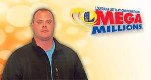 Bryan Gann won 1,503 playing Mega Millions