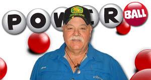 Anthony Richard won 100,000 playing Powerball