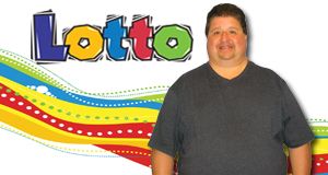 Gabriel Guerrero won 1,542 playing Lotto
