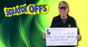 Jerry Clement's Money Mayhem winner photo