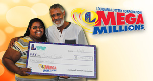 Bridge City Resident Wins $1 Million Playing Mega Millions