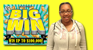 Tiffany Pea won $100,000 playing Big Win