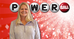 Donna Stutts won 150,000 playing Powerball