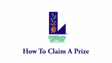 How to Claim a Prize mobile