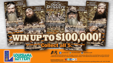 Duck Dynasty mobile